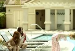 티파니 LA 집, 넓은 야외 수영장+호화 정원