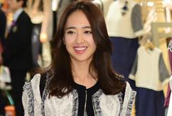 김민정, '가을 여신의 런어웨이'