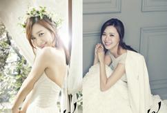 '9월의 신부' 이영은 웨딩화보