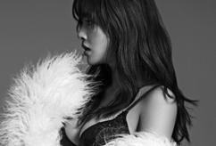 강소라 란제리 패션화보 '무결점 몸매'