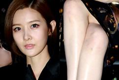 김유리, '앉아 있는 모습도 섹시'