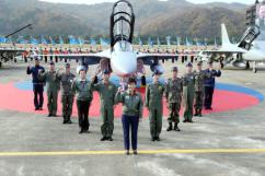 국산전투기 FA-50 실전 배치
