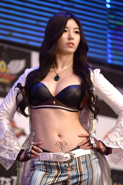 [포토] 유승옥, '섹시한 글래머 몸매'