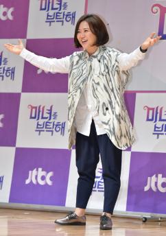 [포토] 김숙 '마녀를 부탁해 기대하세요'