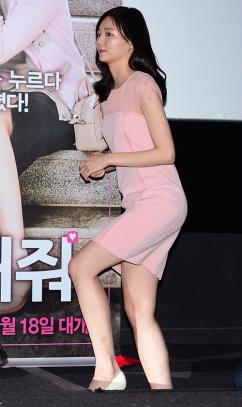 """[화보] """"클래스가 달라""""…이솜, '사랑스러운 핑크 미모'"""