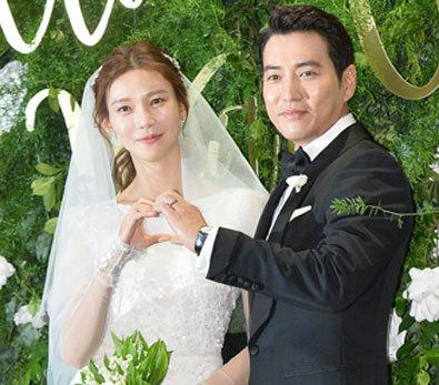 차예련-주상욱 '우리 결혼해요~'