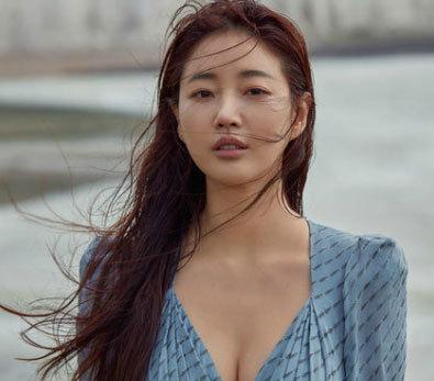 김사랑, '단점 없는 미친 미모'