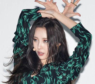 선미 신곡 무대, '섹시 퍼포먼스'