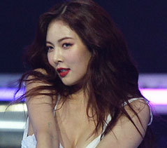 현아, '섹시 글래머'