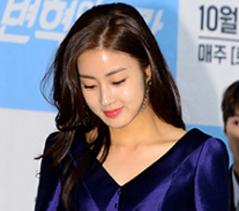 강소라 '연애하니 더 예뻐'