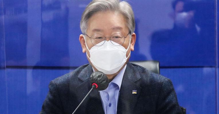 이재명 '경기도 재난기본소득' 지급 18일 회견 취소