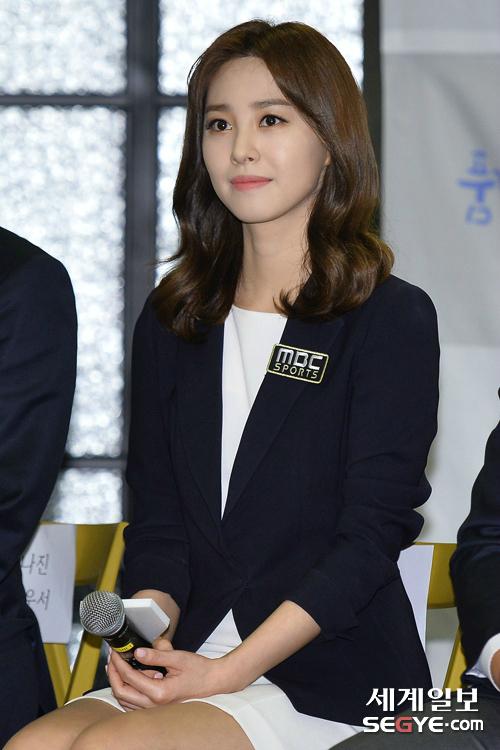 [사진]박연경 아나운서, DMC페스티벌에서 만나요 - 조선닷컴